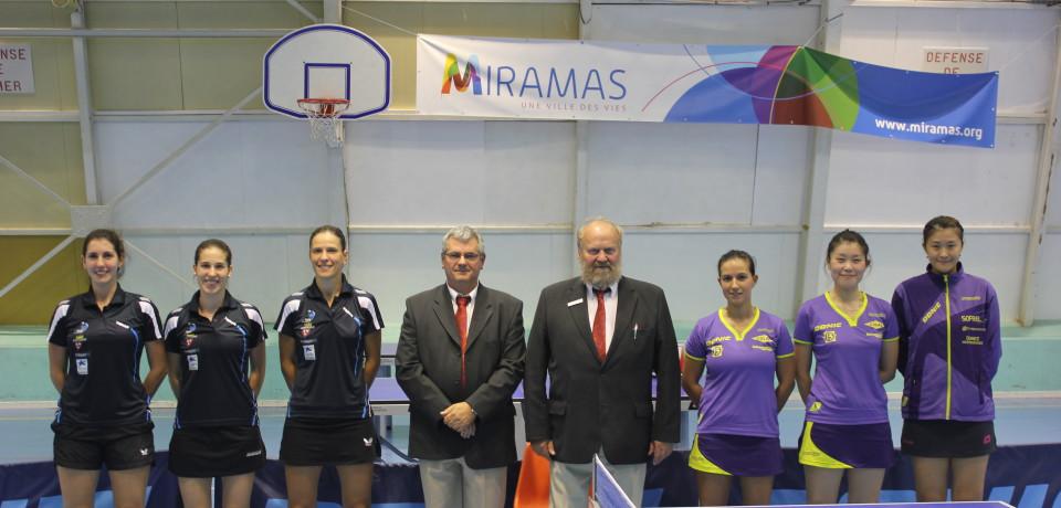 L'équipe 1 décroche le match nul à Miramas