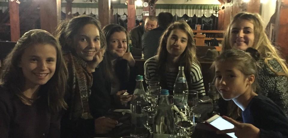 Suivez le voyage du SUS en Roumanie!