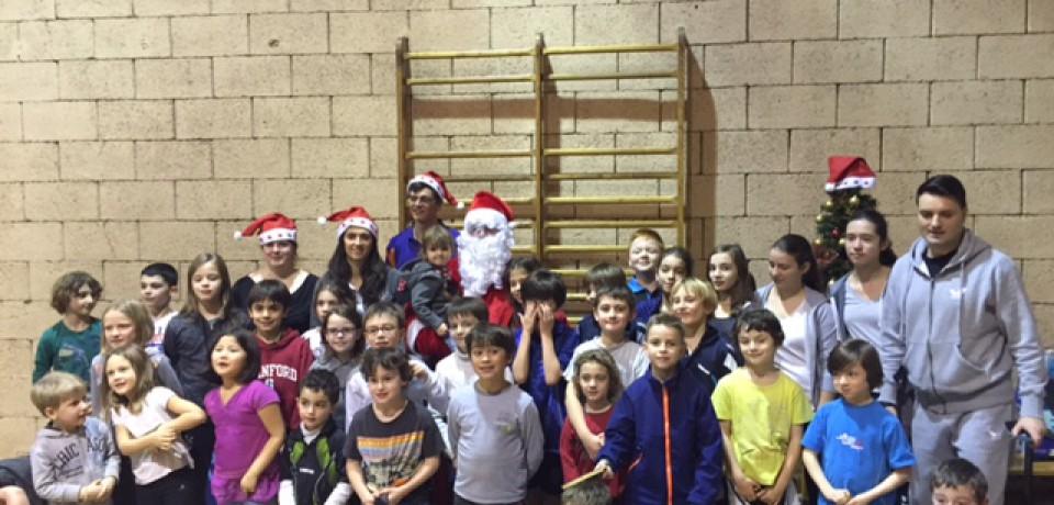 Retour sur la fête de Noël des jeunes