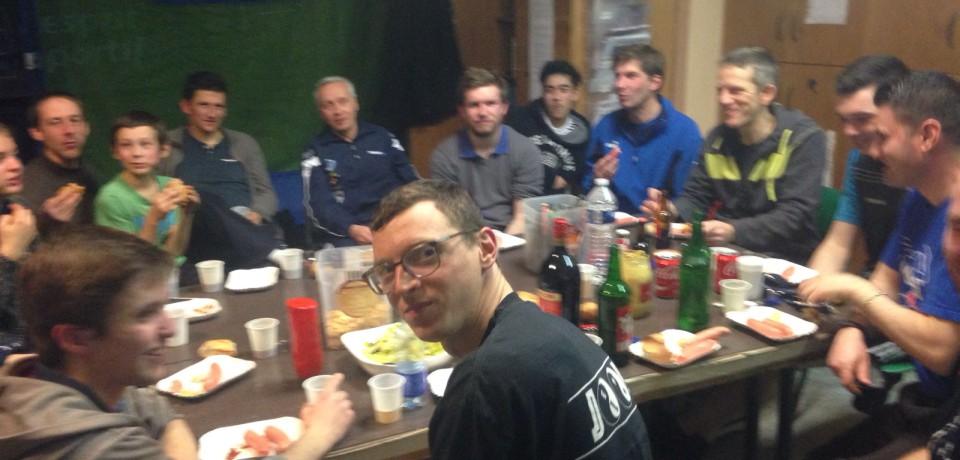 Retour sur la soirée Ping/Foot/Knacks/Bières du mardi 15