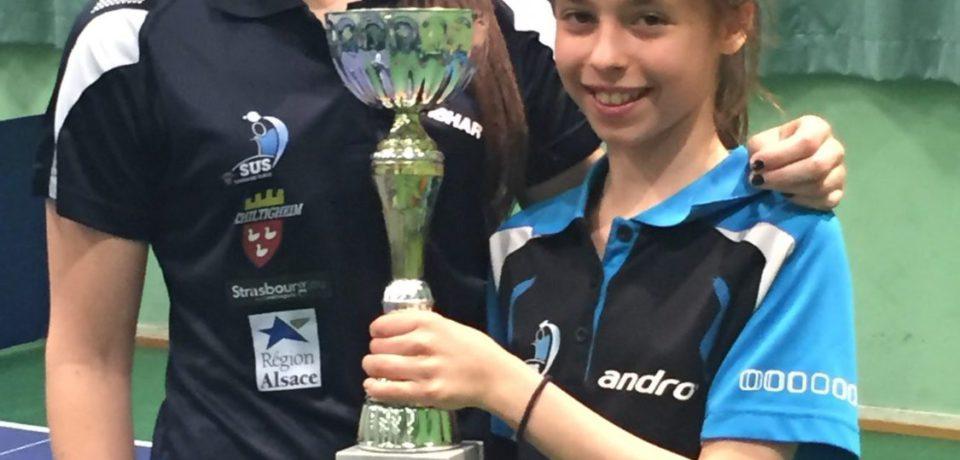 Coupe du Bas-Rhin: victoire des filles!