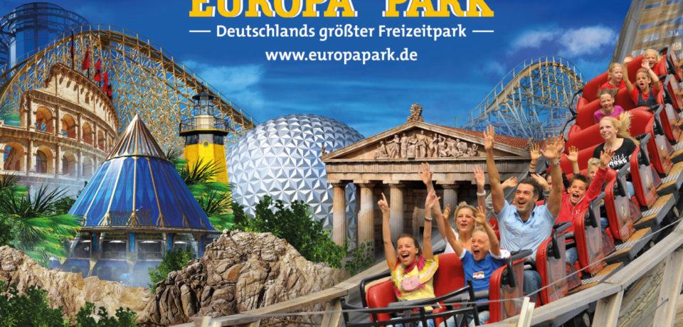 Sortie de fin d'année à Europapark