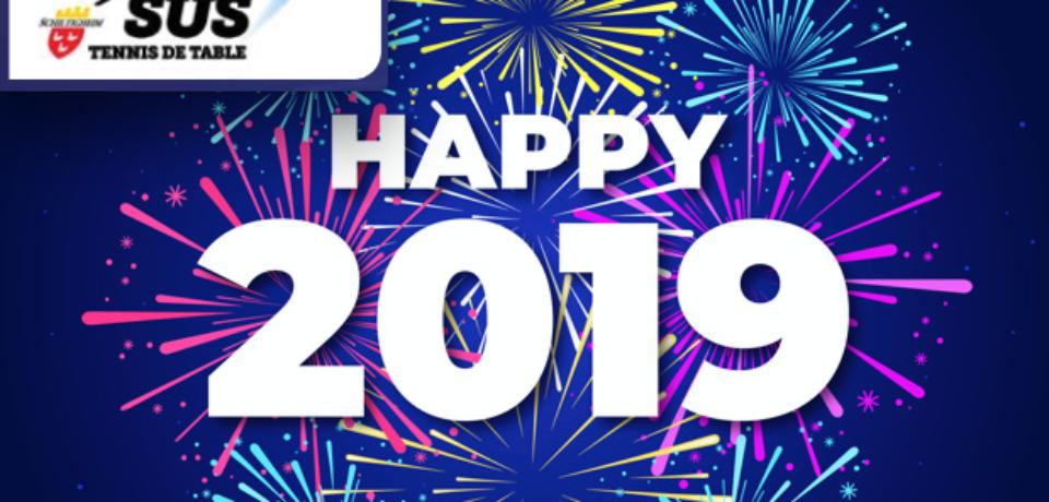 Happy 2019 Sustt !