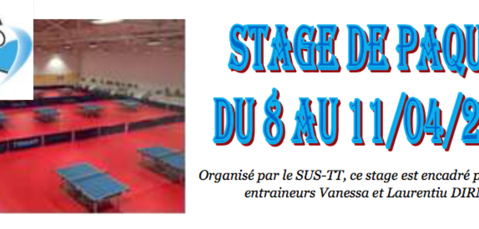 Stage Paques 8-11-04